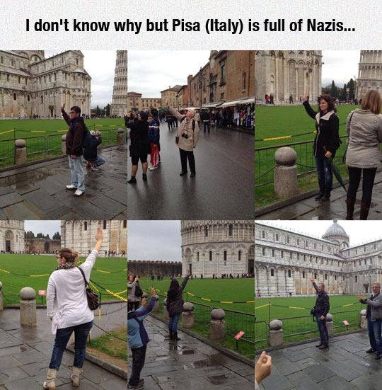 What Is Going On In Pisa?