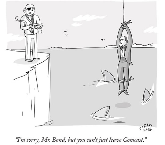 funny-James-Bond-cartoon-sharks-villain