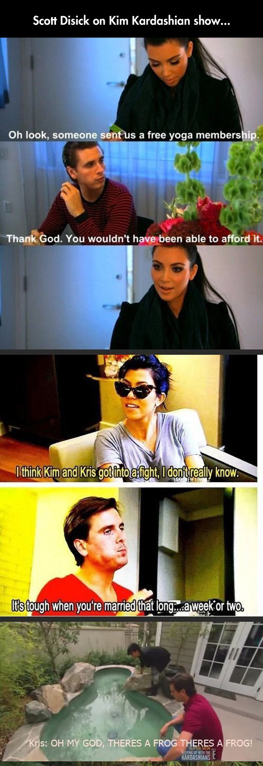 Keeping Up With Scott Disick