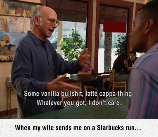 funny-Larry-David-Starbucks-latte-buying