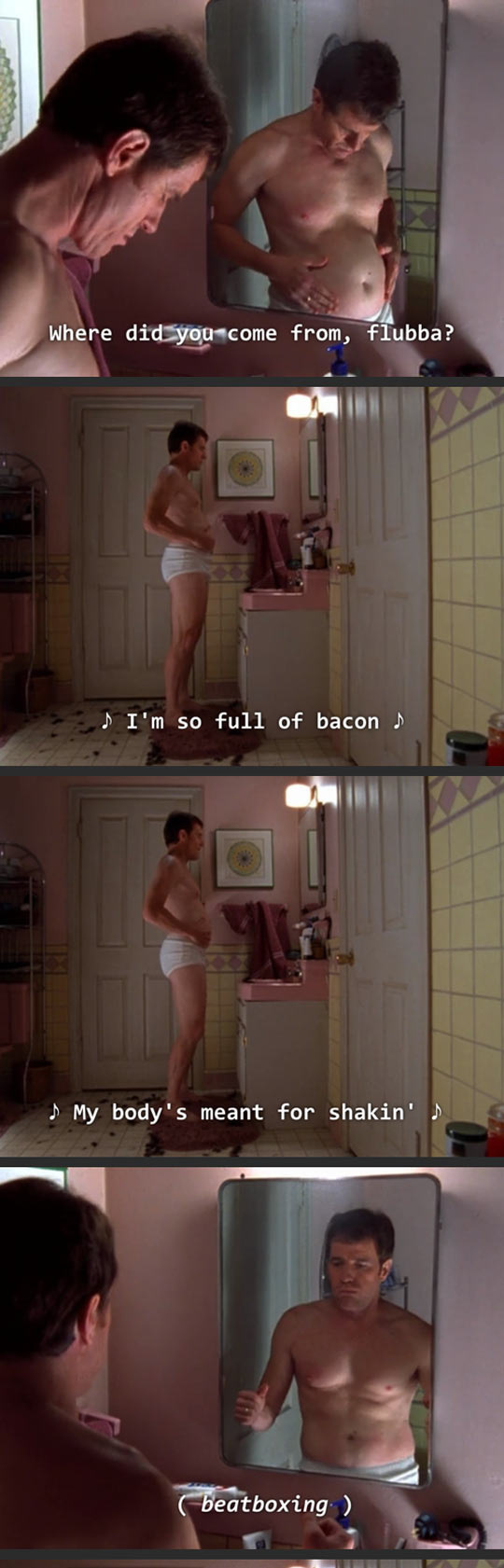 So Full Of Bacon