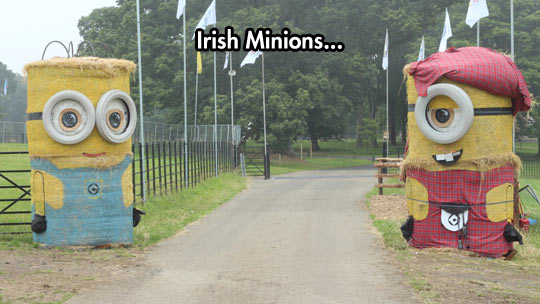 Minions Of The World