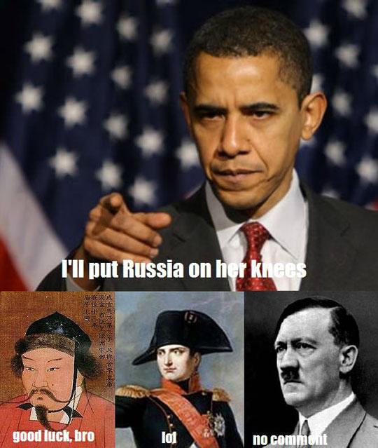 History Says No