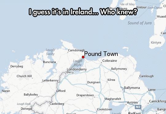 funny-Pound-Town-Ireland-map