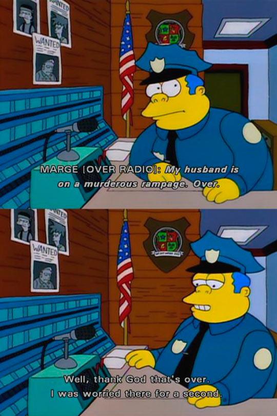 funny-Simpsons-Wiggum-radio-over