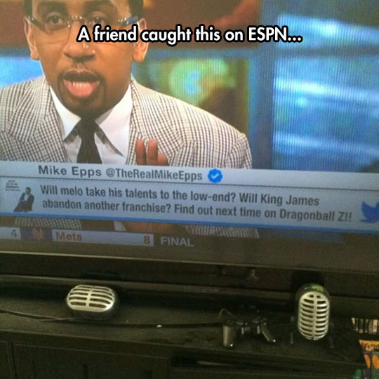Mike Epps Is On Everything
