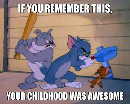 A Very Awesome Childhood