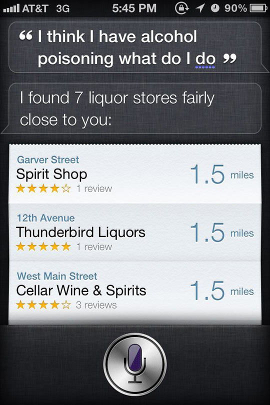 Thank, You Siri