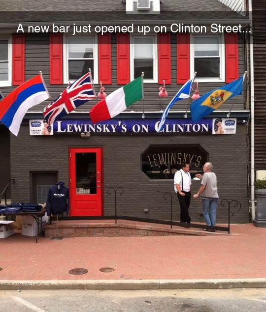 funny-bar-name-Lewinsky-Clinton