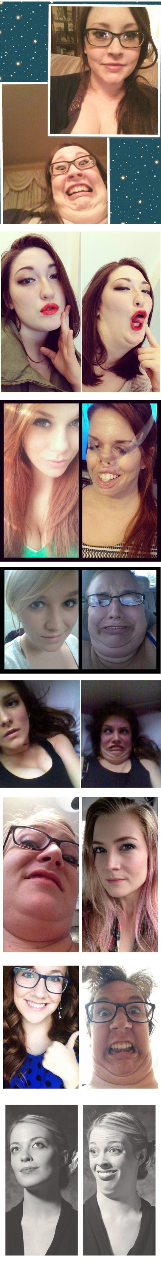 funny-beautiful-women-ugly-faces-weird
