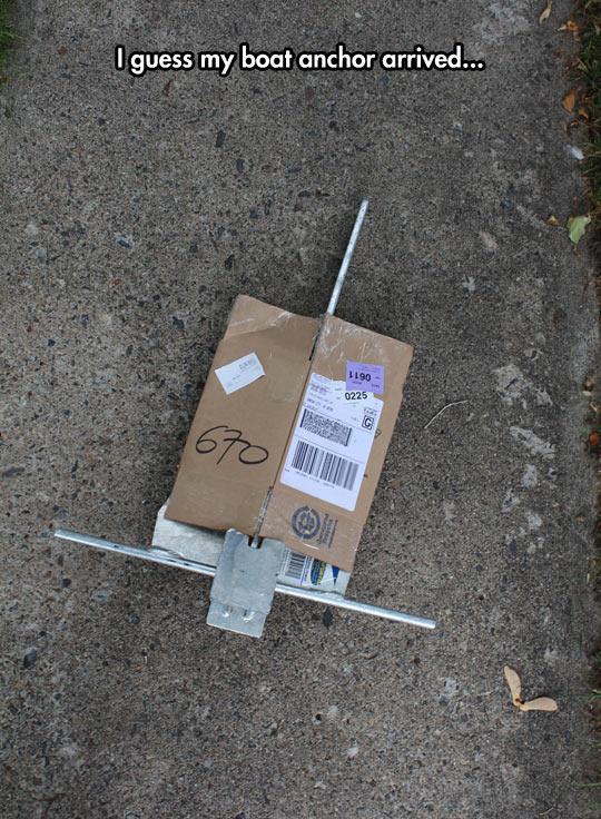 Poor Packaging