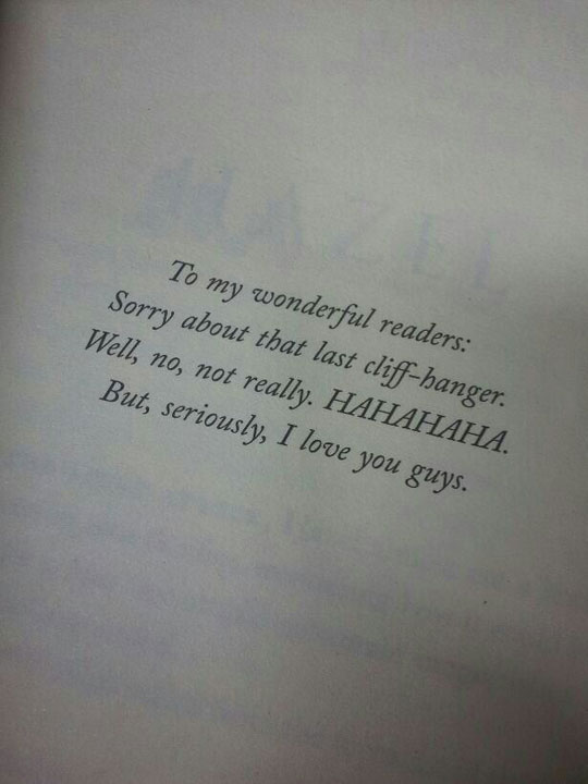 funny-book-dedication-cliff-hanger-hate-love
