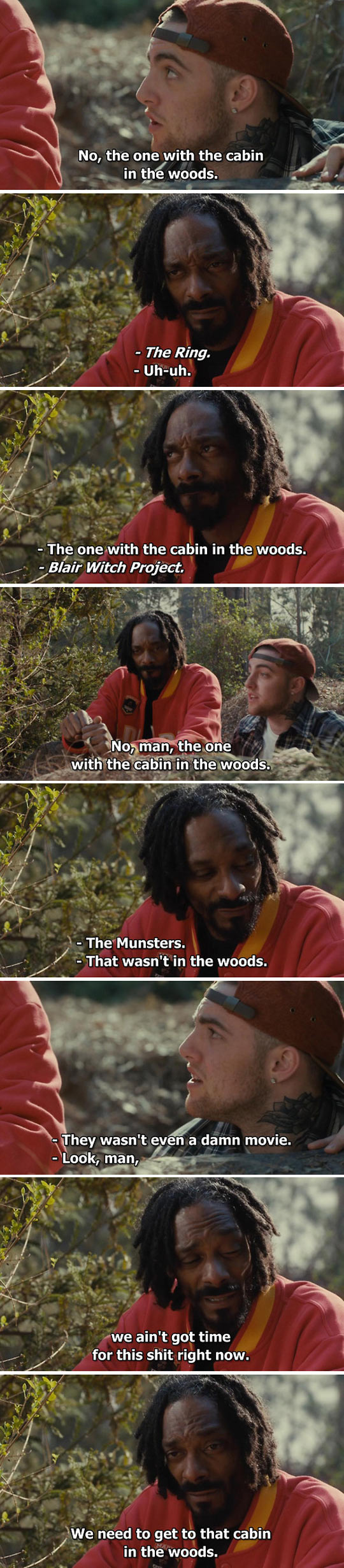 funny-cabin-woods-movie-Snoop-Dogg-horror