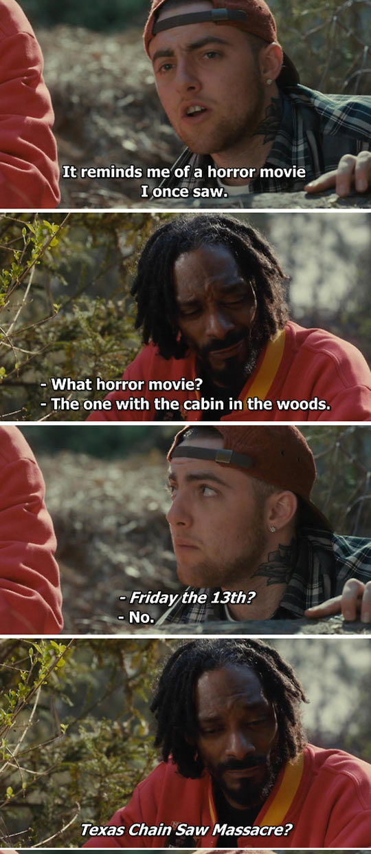 funny-cabin-woods-movie-Snoop-Dogg