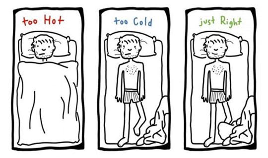 funny-cartoon-bed-temperature-covering-foot