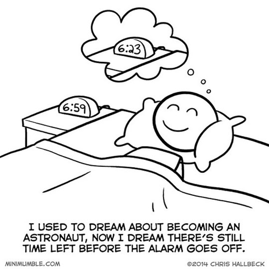 Oh, How Dreams Change