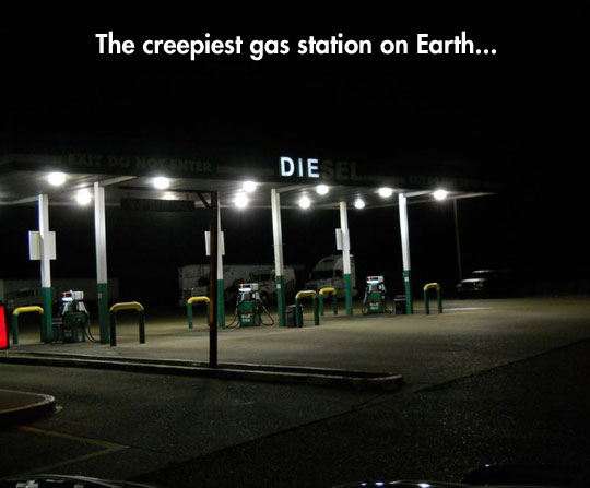 The Hills Have Gas