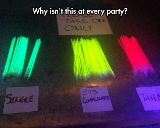 funny-glow-stick-relationship-status