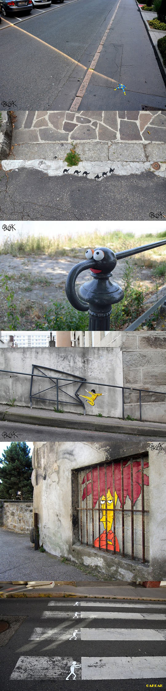 Clever Street Art
