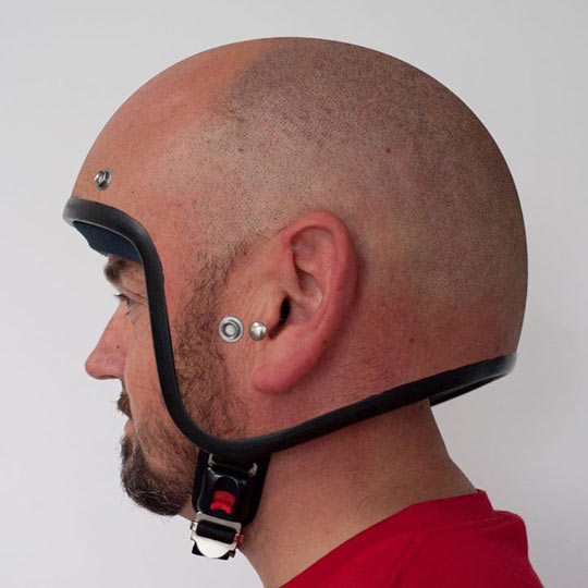 Big-Head Helmet