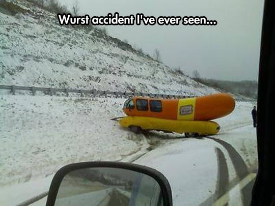 funny-hot-dog-car-accident-snow