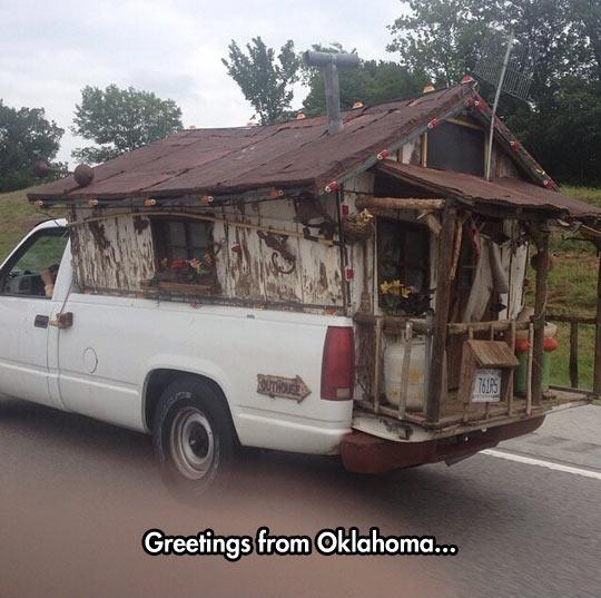 Oklahoma Mobile Home