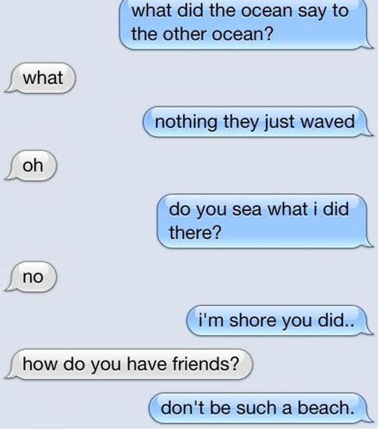 Sea Talk