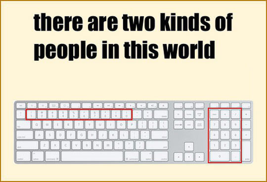 Keyword Divides The World In Two