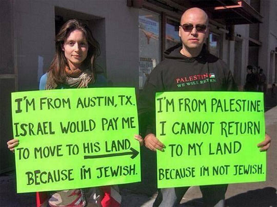 funny-neighbors-sign-Palestine-Jewish