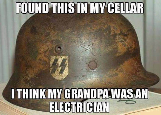 Sure, Electrician...