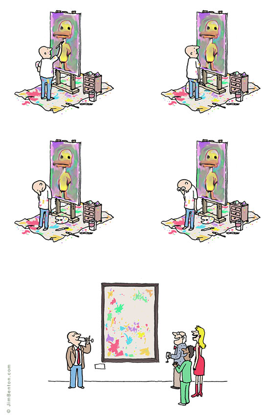 funny-painting-duck-art-comic