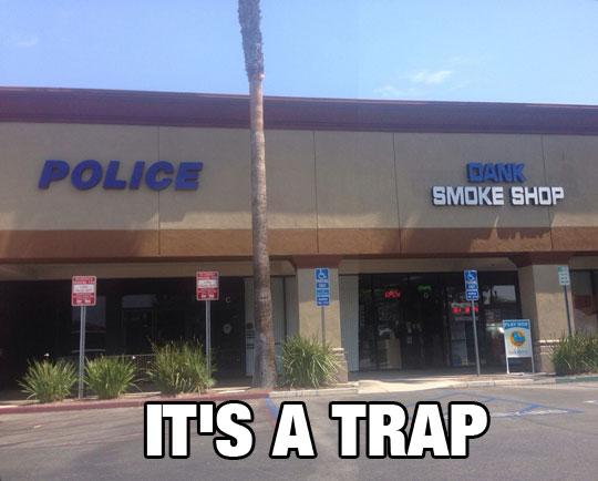 Suspicious Police Location