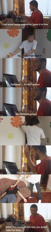 funny-rat-poison-prank-dispose-body