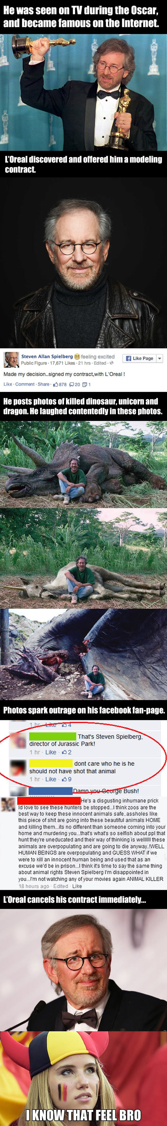 funny-rise-fall-Steven-Spielberg