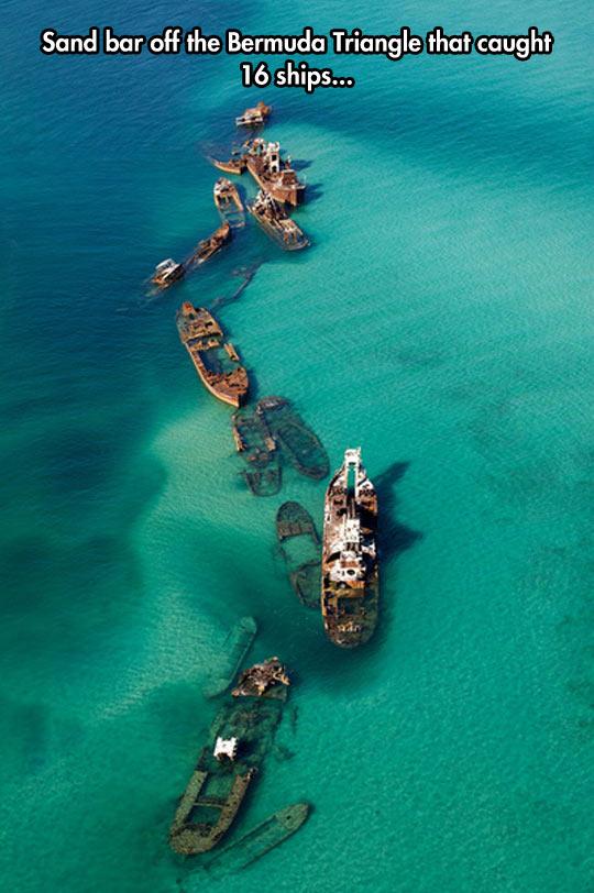 funny-sand-bar-Bermuda-Triangle-ships