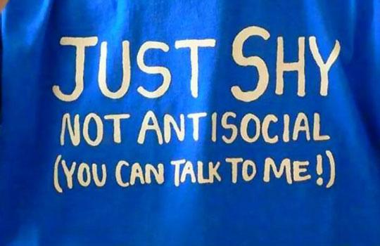 Just Shy