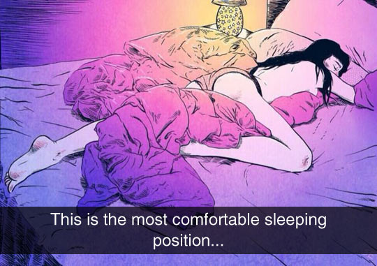 The Best Way To Sleep