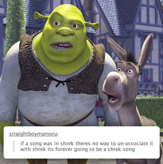 Shrek Songs