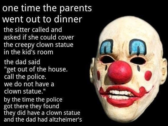 funny-statue-clown-father-police