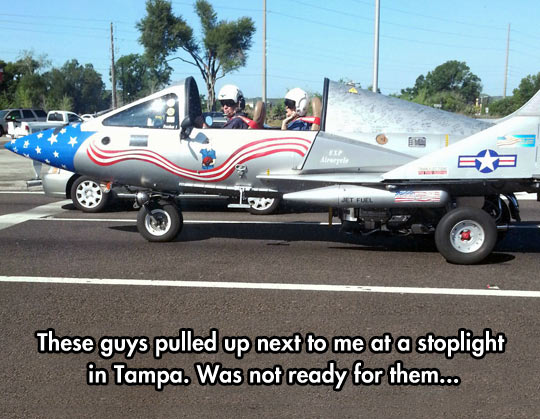 Top Gun? More like Top Fun