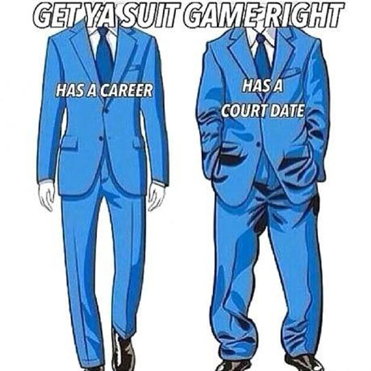 funny-suit-career-court-date