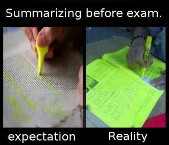 funny-summarizing-hole-sheet-highlight
