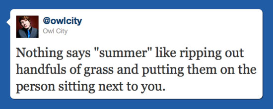 Summer A In Nutshell
