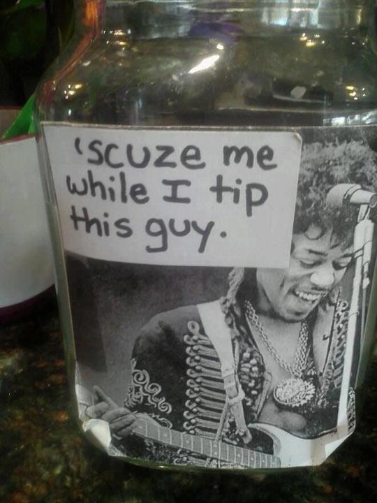 Best Tip Jar Ever