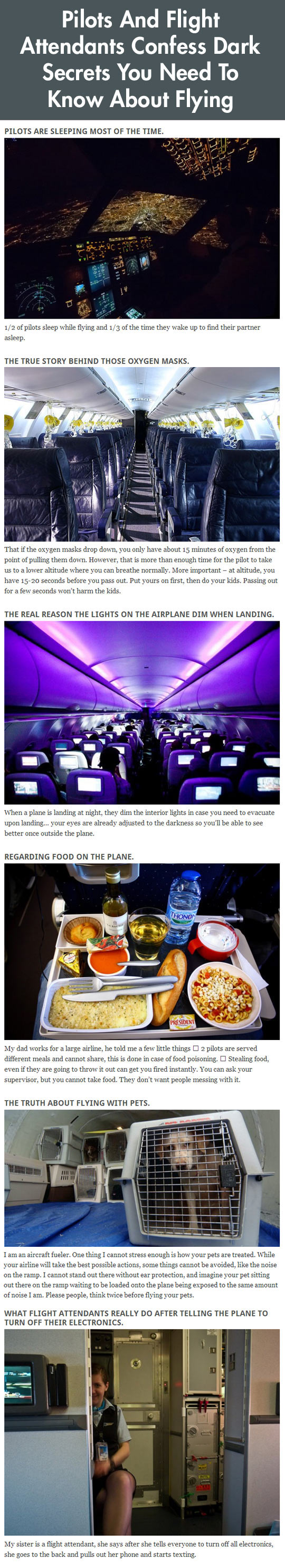 Truth About Flying