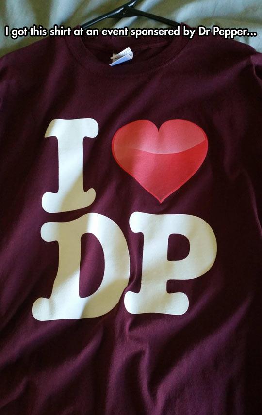 dr pepper t-shirt
