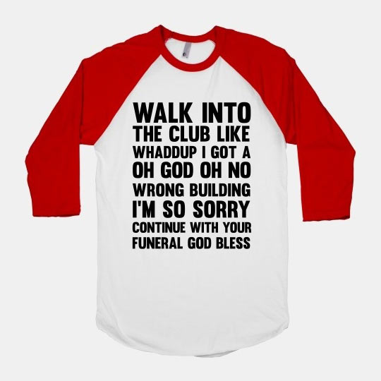 Amazing Regret T-Shirt