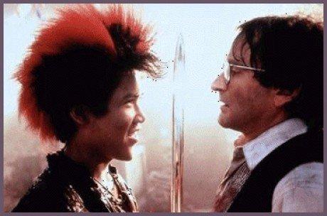 My favourite Robin Williams movie. Bangarang