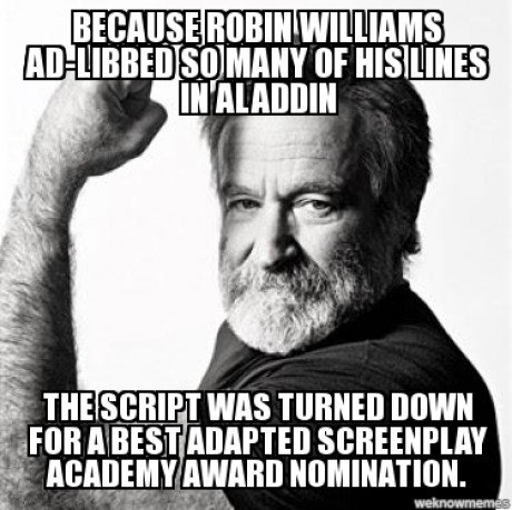 Now that is true talent. RIP