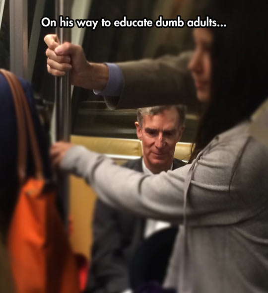 Just The Awesomeness Of Bill Nye